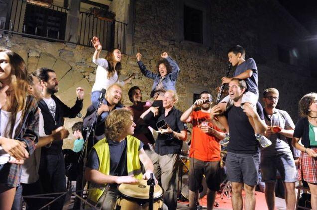 Tallers Musicals d'Avinyó 2014 (Catalonia) 23.07.14