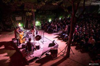 Andrea Motis & Joan Chamorro - Festival Dixieland, Tarragona (Catalonia) 12.04.14