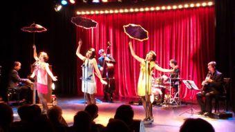 Divinas! - Teatre-Auditori, El Morell (Catalonia) 19.02.11