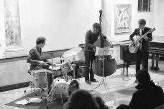 Daan Kleijn Trio - Società Operaia, Modica (Italy) 11.01.14