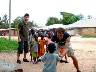 Lovely kids in Senegal (August 2011)