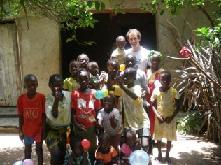 More lovely kids in Senegal (August 2011)