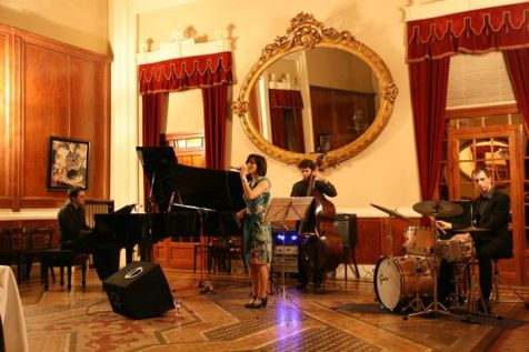 Mayte Alguacil Quartet - El Círcol, Reus (Catalonia) 16.03.12