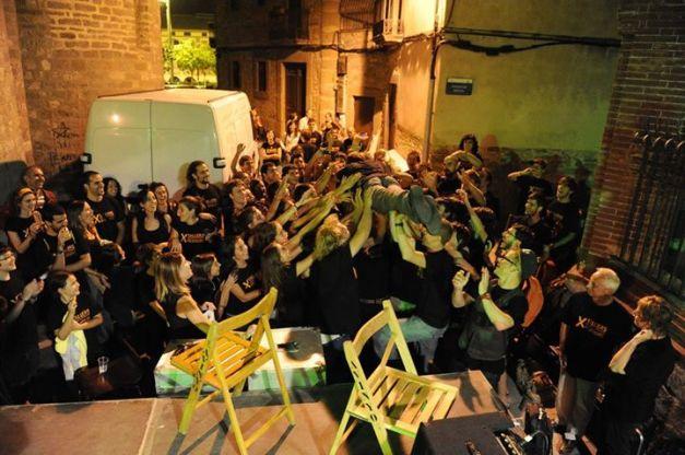 Tallers Musicals d'Avinyó 2012 (Catalonia) 28.07.12