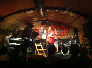 Benny Golson Quartet - Jamboree, Barcelona (Catalonia) 03.08.12