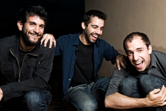 Xavi Torres Trio - July 2014